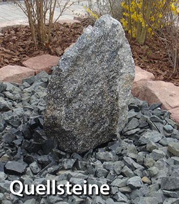 Quellsteine